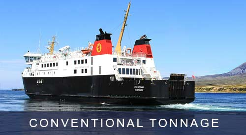 Conventional Tonnage Ship Broker
