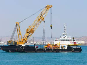 Construction Vessels for Sale