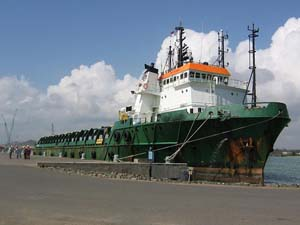 Platform Support Vessels for Sale