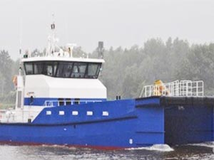 WFSV vessel for Sale